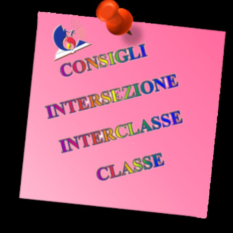 Convocazione consiglio d'interclasse/intersezione per il giorno 16 p.v