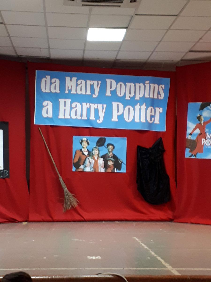 DA  MARY    POPPIS    A HARRI   POTTER