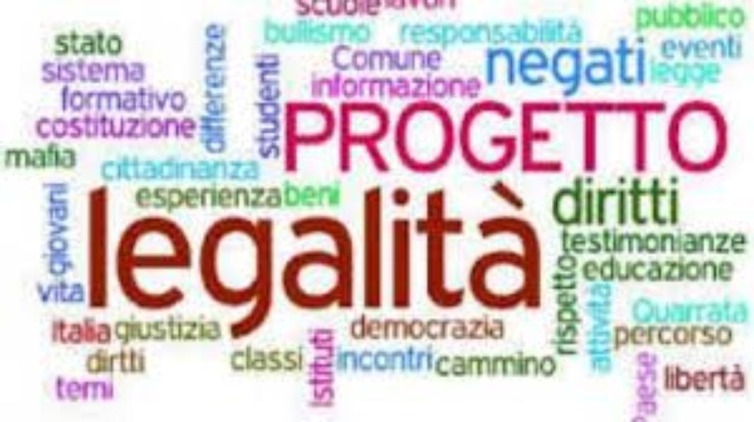 MARCIA PER LA LEGALITA' ORGANIZZATA DALL'ASSESSORATO AL PROGRESSO CULTURALE DEL COMUNE DI CASALNUOVO