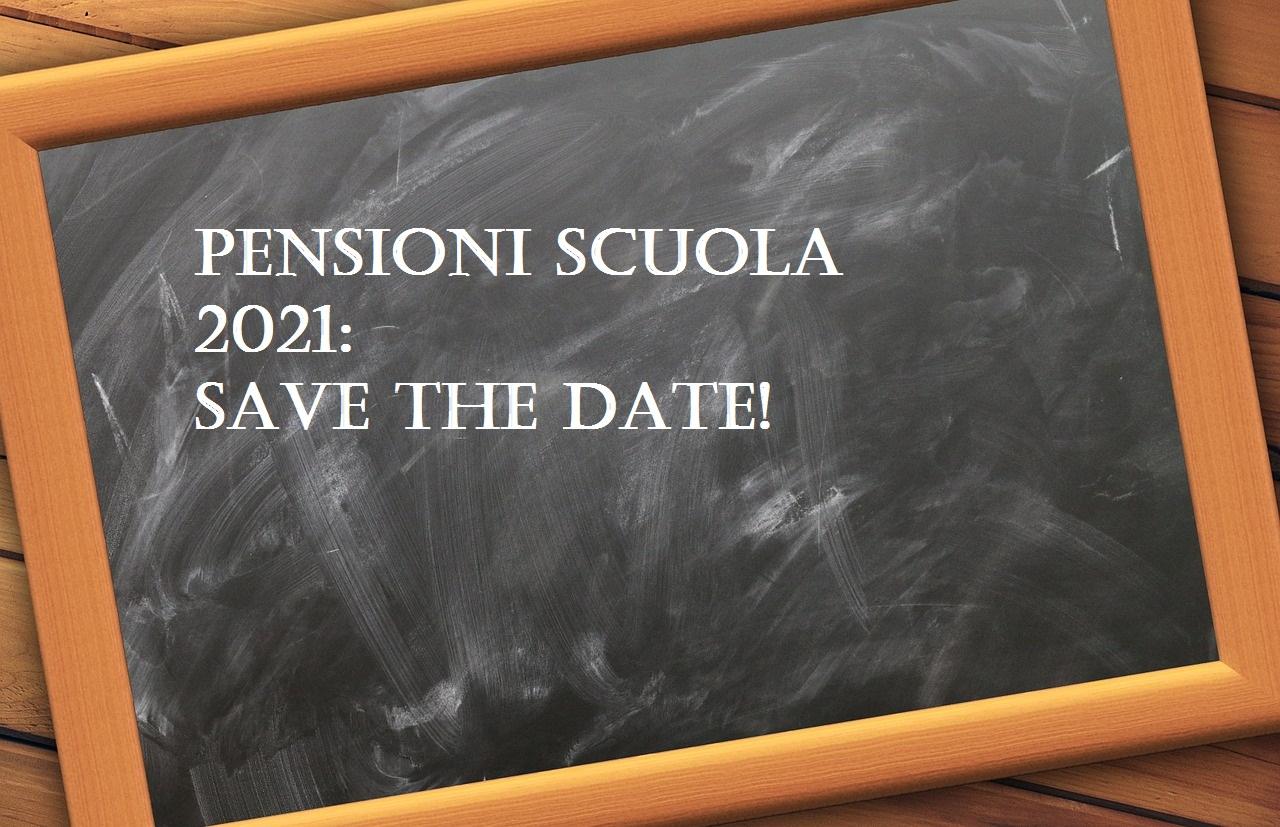 Circolare pensioni Anno 2021